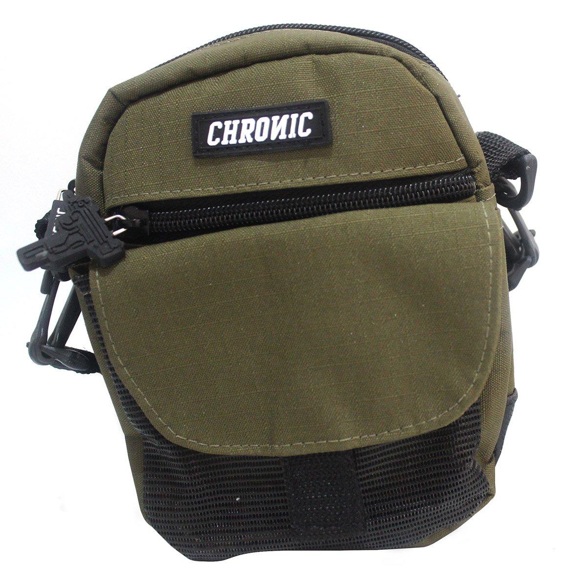 Shoulder Bag Chronic Verde Bolsa Ombro Pochete Original